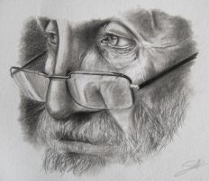 Old Man by Teffy