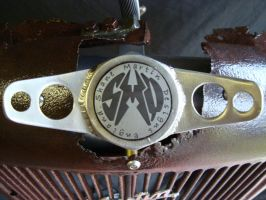 CAR GRILLE LAMP by ShaneMartinDesigns