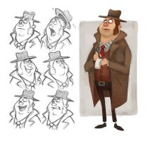 The Detective by sidd16