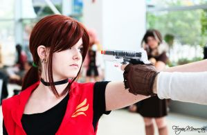 Claire Redfield by Crazy-J19