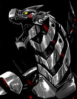 Mechagodzilla by TheRisingSoul