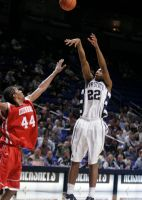 Penn State Basketball JumpShot by NAS16