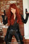 Black Widow 01 by MikachuAttack