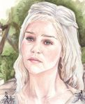 GoT-Daenerys Targaryen by nightmaiden20