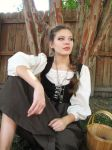 Tavern Wench Stock by taylor-youth