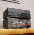 AV Receiver by sanfranguy