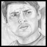 Karl Urban as Leonard McCoy by JLafleurArt