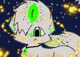 Silverleaf with LIGHTS!! X3 by xSilverSymphony
