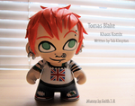 Tom Blake Munny by sparr0