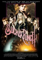 Sucker Punch 3rd Poster by Alecx8