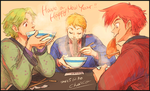 New Year's Eve by chacckco