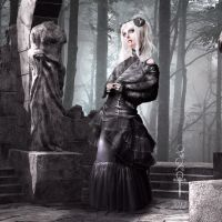Dark Thoughts by vampirekingdom
