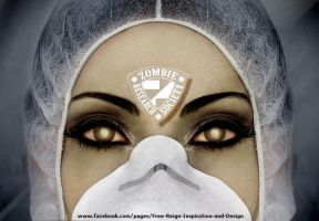 Zombie Research Society FB Profile Picture by VelmaGiggleWink