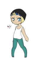 Cian Chibthing by CataclysmicRemedy