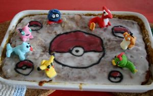 Pokemon Cake by GingeriNosoulius