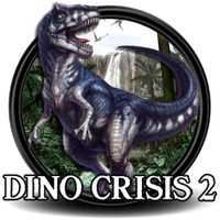 Dino Crisis 2 - Allosaurus Icon by mano2