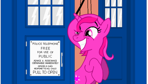 Heart in the TARDIS by rockyme100