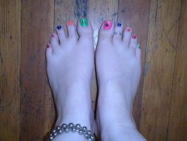 Request-Feet by SimarraSuicide