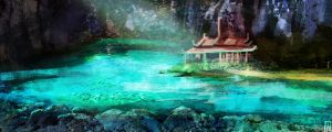 Temple Lagoon by Pati-Velux