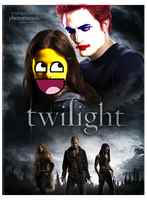 Twilight DVD Case -Fix- by CryogenicStudios
