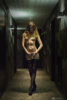 Venus in the corridor by fb101