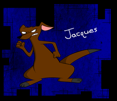 Kangaroo Jacques by Jeibi