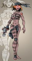 Random Character Design 03 by MachSabre