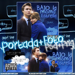 TFIOS Pack (Portada+Foto) PSD y PNG. by Mjzo