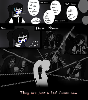 Bad Dream Part 6 by JustALittleZombie