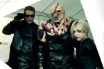 Albert Wesker, Nemesis and Jill Valentine by DavidCosplay