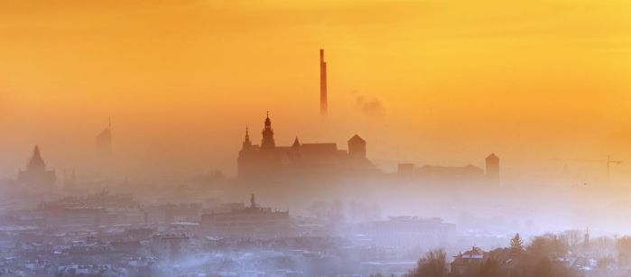 Smell of Cracow by jeremi12