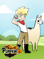 pumpkinOnline by kid-blue