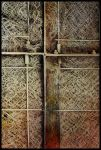 iPhoneography,   Urban Cross V by Gerald-Bostock