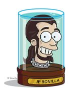 futurama JP's head by JPBonilla