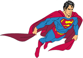 Superman by FaGian