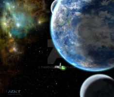 earthly planet by Turedi
