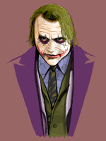 Joker with opacity by Fallingfreely
