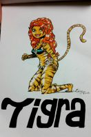 Tigra by mikey-c