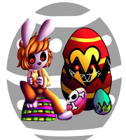 Happy Easter by XxPsychoDreamxX