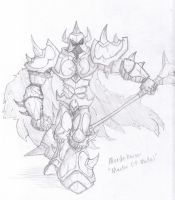 League of Legends: Mordekaiser by Acolite