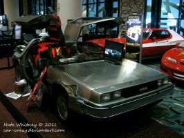 Back to the Future by Car-Crazy
