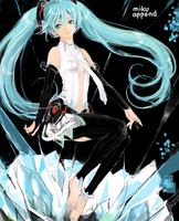 miku append by reichang