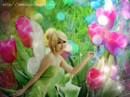 I do believe in fairies. by tabeck