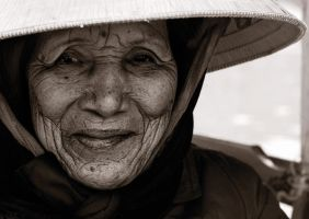 Wrinkles of life by makibao