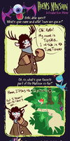 HM: Toska's Introduction by DJ-Catsume