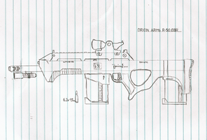 Orion Arms R50 EBR by Chris000