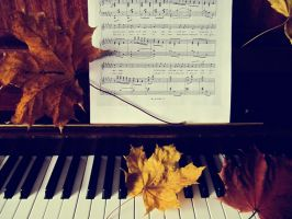 music of autumn 2/4 by Langfard