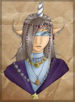 Portrait of a Lord by Tiny-Owl