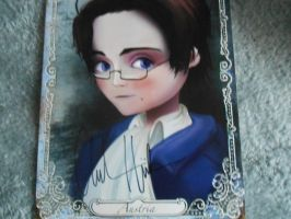 Autograph by AgenderedKing