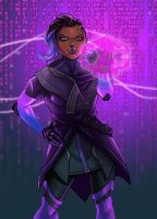 Sombra by wildcard24
